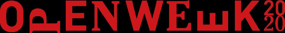OpenWeek 2020